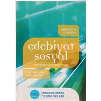 üniversiteye Hazırlık Edebiyat sosyal Konu Anlatımlı Soru Bankası MED