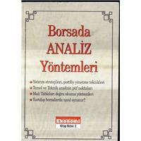 Borsada Analiz Yöntemleri İntermedya Ekonomi Kitap Dizisi 2