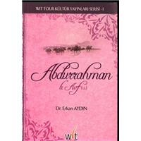 Abdurrahman B.Avf(ra) Dr.Erkan Aydın Wit Tour Kültür Yayınları Cep Boy