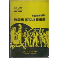 Uygulamalı Modern Satıcılık Tekniği Allan L.Reid Çeviren Besim Baykal
