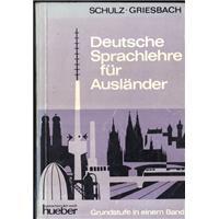 Deutsche Sprachlehre Für Auslander Schulz Griesbach Grundstufe İn Einem Band Hueber