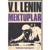 Mektuplar V.I.Lenın Toplum Yayınevi Basım Tarihi 1969