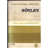 Söylev Cilt 1 2 Gazi M.Kemal Atatürk