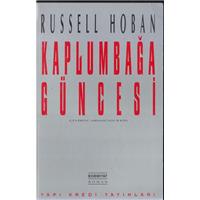 Kaplumbağa Güncesi Russell Hoban YKY Basım Tarihi 1992