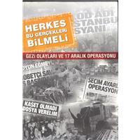 Gezi Olayları Ve 17 Aralık Operasyonu