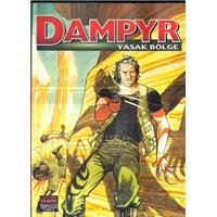 Dampyr 7 Yasak Bölge Mauro Boselli Çeviren Zeynep Akkuş Oğlak Yayınları Basım Tarihi 2002