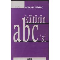Kültürün Abc-si Bozkurt Güvenç Yky Basım Tarihi 1997