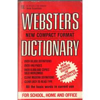 Websters Dıctıonary