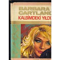 Kalbimdeki Yıldız Barbara Cartland Altın Kitaplar Yayınevi