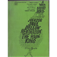 HENDERSON THE RAIN KING SAUL BELLOW