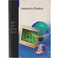 AUTOMOTİVE PRODUCTS 1996 BASIM