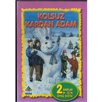 Kolsuz Kardan Adam Özlem Başbay Prizma Yayıncılık