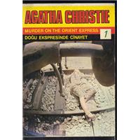Doğu Ekspresinde Cinayet Agatha Chrıstıe Altın Kitaplar Yayınevi