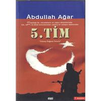 5.Tim Abdullah Ağar Otopsi Yayınları Basım Tarihi 2004