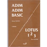 ADIM ADIM BASIC HİKMET TANYELİ LOTUS 1-2-3 BETA YAYINLARI