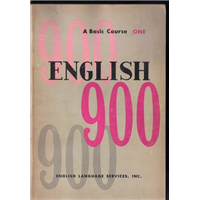 English 900 A Basic Course One English Language Services, Inc.