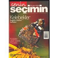 Senin Seçimin Kelebekler Boyut Yayın Grubu Basım Tarihi 2006