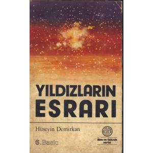 Yıldızların Esrarı Hüseyin Demirkan Yeni Asya Yayınları Basım Tarihi 1978