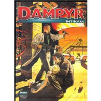 Dampyr 11 İntikam Mauro Boselli Çeviren Zeynep Akkuş Oğlak Yayınları Basım Tarihi 2002