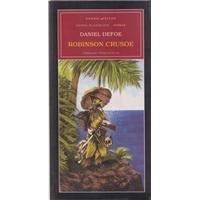 DANIEL DEFOE ROBINSON CRUSOE ÇEVİREN PINAR GÜNCAN BORDO SİYAH KLASİK YAYINLARI BASIM TARİHİ 2004