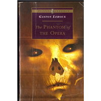 The Phantom Of The Opera Gaston Leroux Puffin Books Basım Tarihi 1994