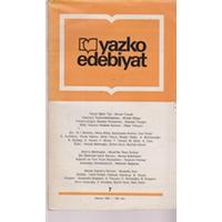 YAZKO EDEBİYAT MAYIS 1981 BASIM 7. SAYI