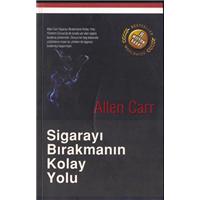 Sigarayı Bırakmanın Kolay Yolu Allen Carr Butik Yayıncılık Basım Tarihi 2010