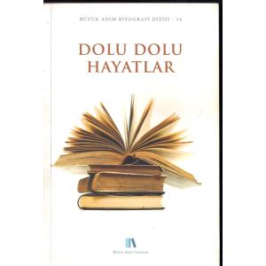 Dolu Dolu Hayatlar Büyük Adım Biyografi Dizisi 14 Büyük Adım Yayınları Basım Tarihi 2012