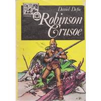 ROBİNSON CRUSOE DANİEL DEFOE ABC KİTABEVİ 1990 BASIM