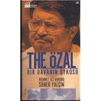 The Özal Bir Davanın Öyküsü Mehmet Ali Birand Soner Yalçın Doğan Kitap Basım Tarihi 2001