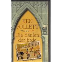 Die Saulen Der Erde Ken Follett Basteı Lübbe Basım Tarihi 1989