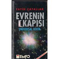 Evrenin Kapısı Fatih Çatallar Doğan Ofset Basım Tarihi 1997