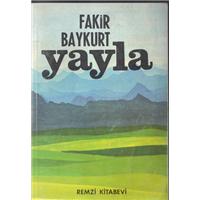 Yayla Fakir Baykurt Remzi Kitabevi Basım Tarihi 1977