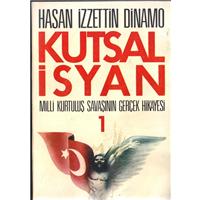 Kutsal İsyan 5 Cilt Takım / Milli Kurtuluş Savaşının Gerçek Hikayesi 1990 Basım