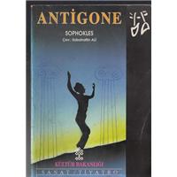 Antigone Sophokles Çeviren Sabahattin Ali Kültür Bakanlığı Basım Tarihi 1993