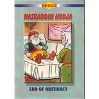Nasraddın Hodja End Of Obstınacy Denge Yayınları