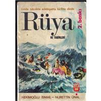 Rüya Ve Tabirleri Hekimoğlu İsmail Nurettin Ünal Türdav Ofset Basım Tarihi 1982