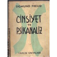 Cinsiyet Ve Psikanaliz Sıgmund Freud Varlık Yayınları Basım Tarihi 1963
