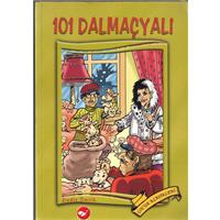 101 Dalmaçyalı Dodie Smith Beyaz Balina Yayınları