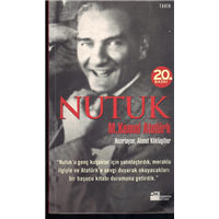 Nutuk M.Kemal Atatürk Ahmet Köklügiller Doğan Kitap Basım Tarihi 2007