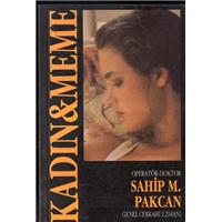 Kadın & Meme Operatör Doktor Sahip M.Pakcan Tayf Basım Basım Tarihi 2000