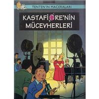 Tentenin Maceraları Kastafiorenin Mücevherleri Herge Yapı Kredi Yayınları 1997 Basım