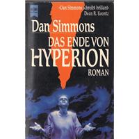 Das Ende Von Hyperıon Dan Simmons Wılhelm Heyne Verlag Basım Tarihi 1990