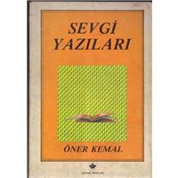 Sevgi Yazıları Öner Kemal Yaprak Yayınları