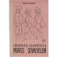 PATATES ŞOVALYELERİ GIOVANNI GUARESCHI 1967 BASIM MAY YAYINLARI