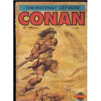 Tam Maceralı Cep Dizisi Conan Kurtarıcı Alfa Yayınları