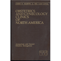 Obstetrics And Gynecology Clinics Of North America