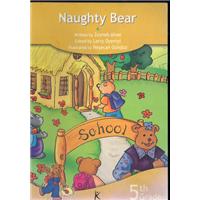 Naughty Bear Zeyneb Alver Kelime Yayınları