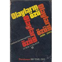 Olayların Özü Cilt 3  Sarı Mehmed Paşa TERCÜMAN 1001 TEMEL ESER 1979 Basım